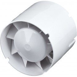 Potrubní motor VKO válcový, Ø 125mm