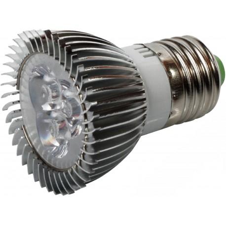 6W RB LED žárovka pro rostliny