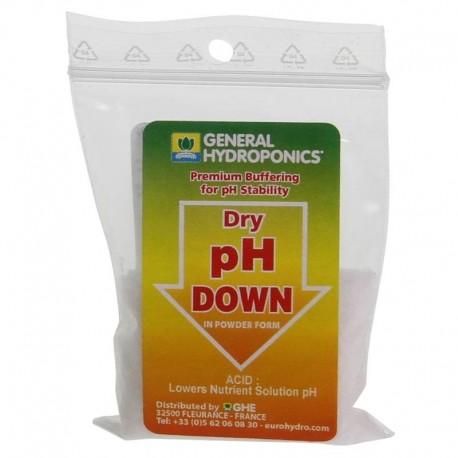 GHE pH Down prášek