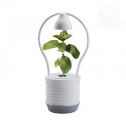 My interior Garden ONE šedá hydroponická zahrádka pro pěstování jedné rostliny