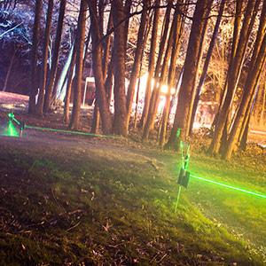 Blik Blik Festival světla Plzeň 2016 a Growlight