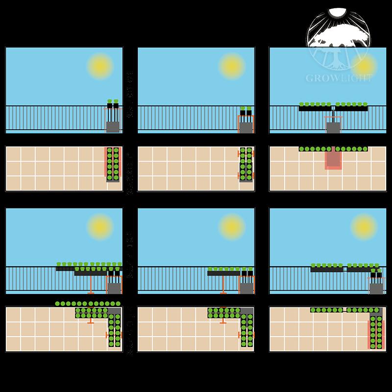 Jak postavit outdoor venkovní hydroponii
